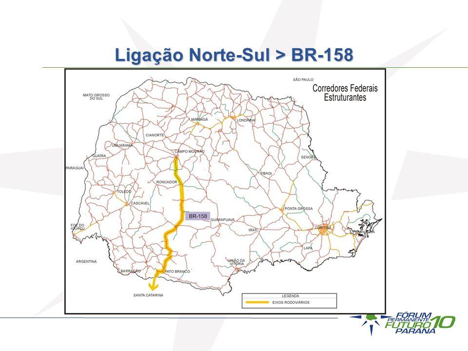 Ligação Norte-Sul > BR-158