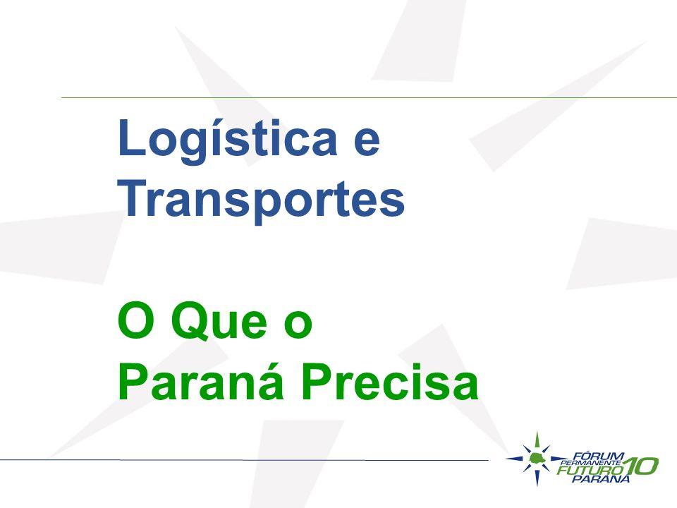 Logística e Transportes