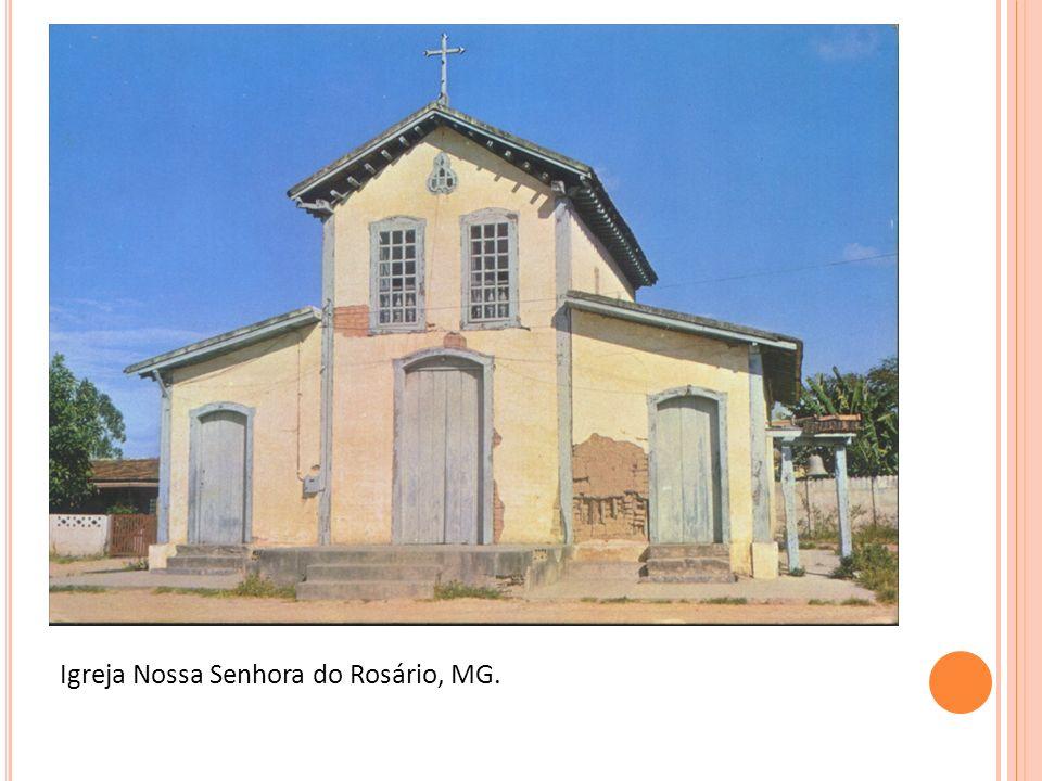 Igreja Nossa Senhora do Rosário, MG.