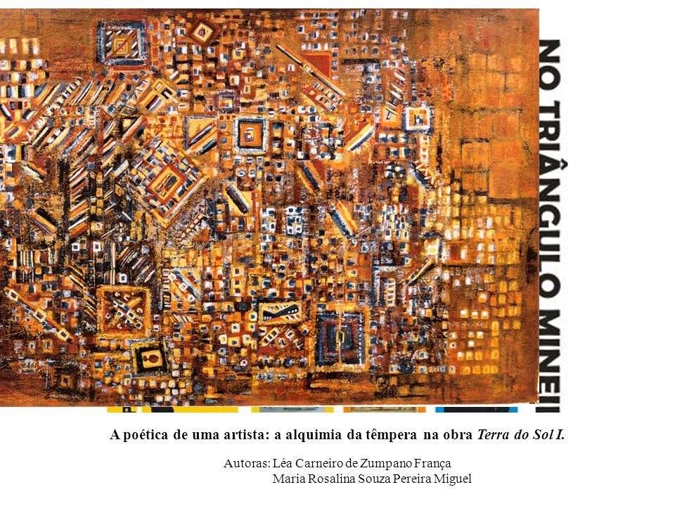 Autoras: Léa Carneiro de Zumpano França