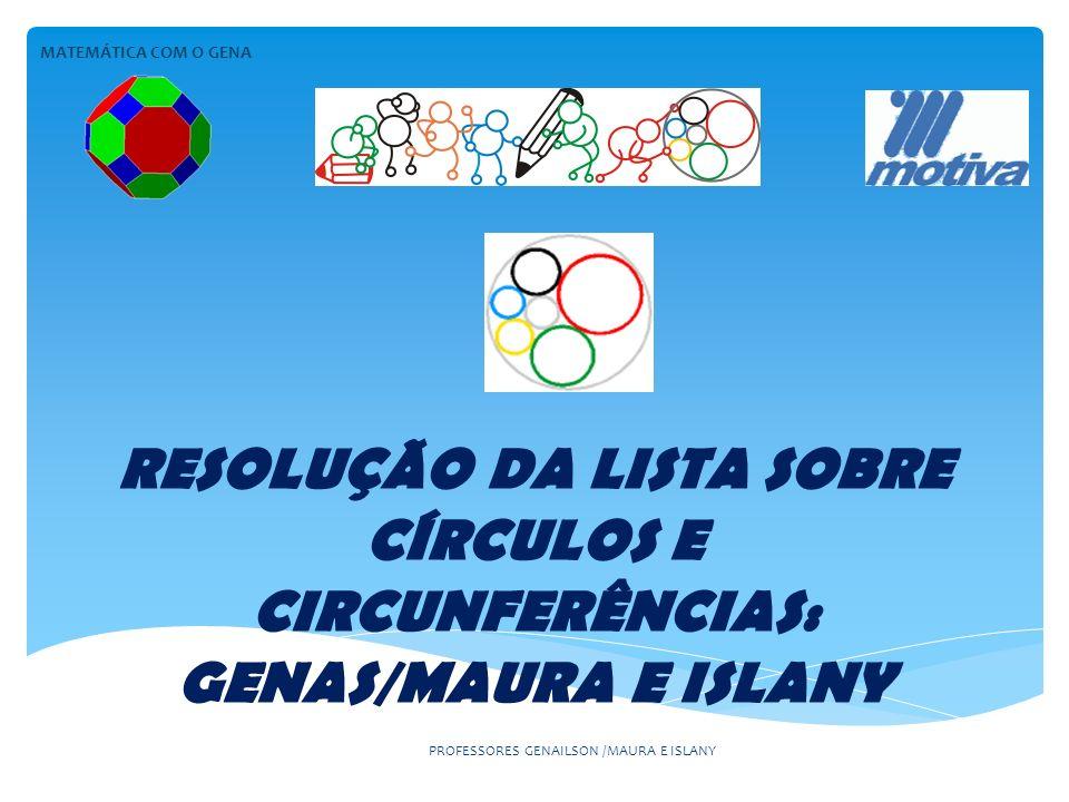 PROFESSORES GENAILSON /MAURA E ISLANY