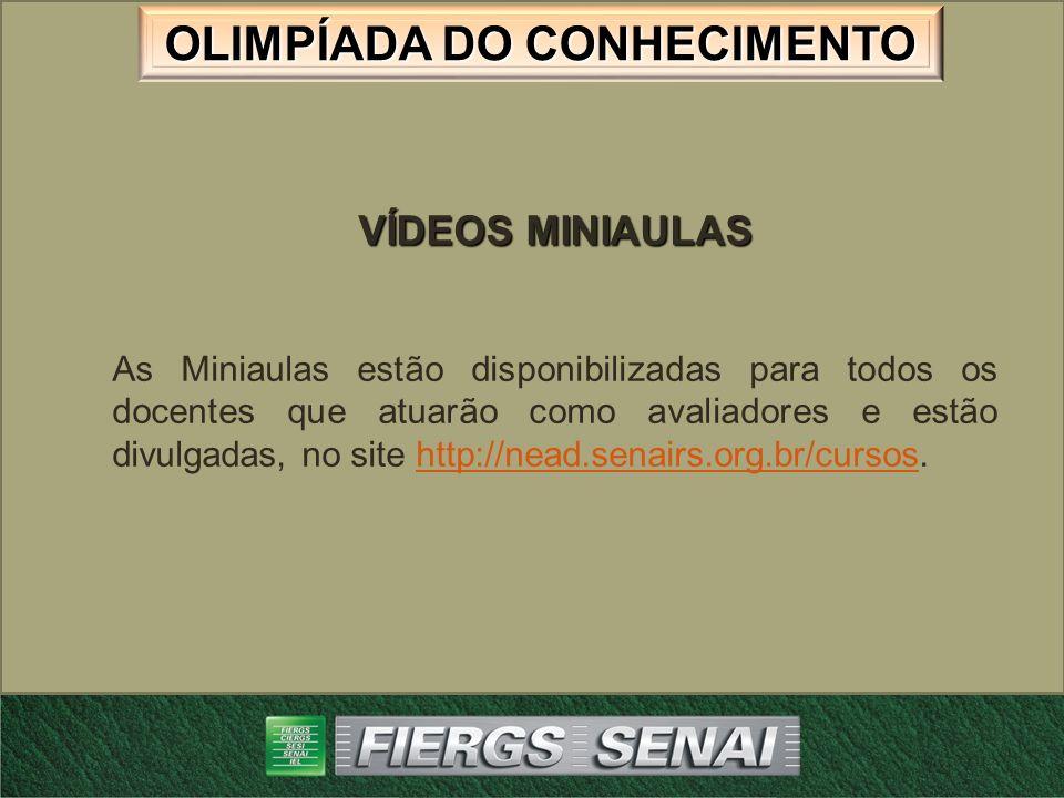VÍDEOS MINIAULAS
