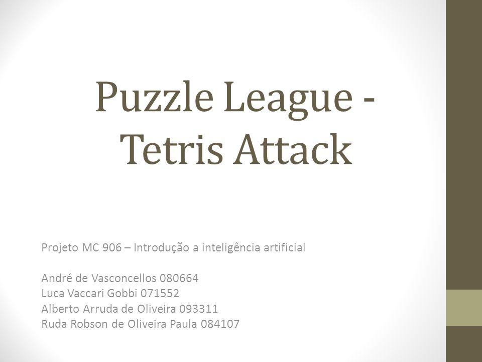Puzzle League - Tetris Attack