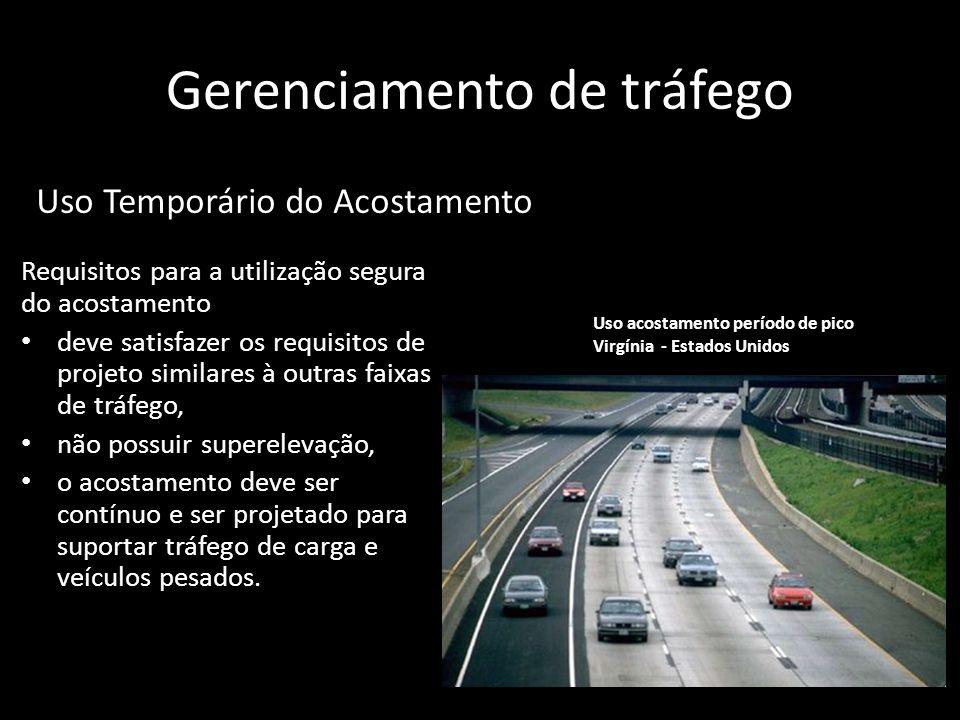 Gerenciamento de tráfego
