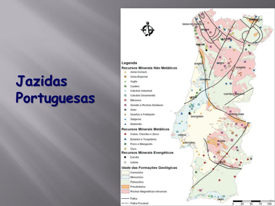 Jazidas Portuguesas