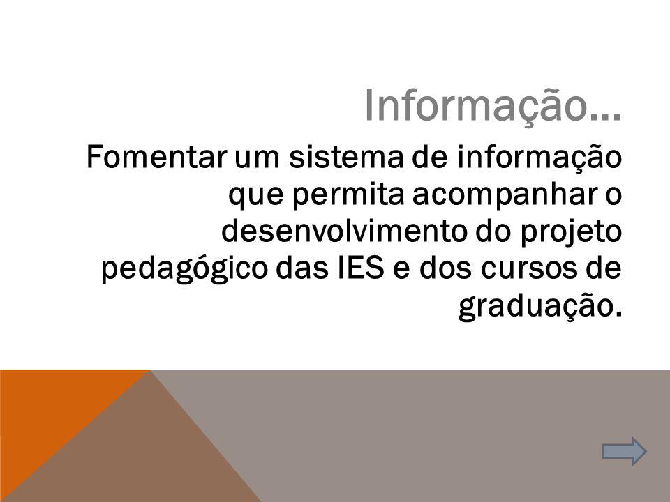 Informação...