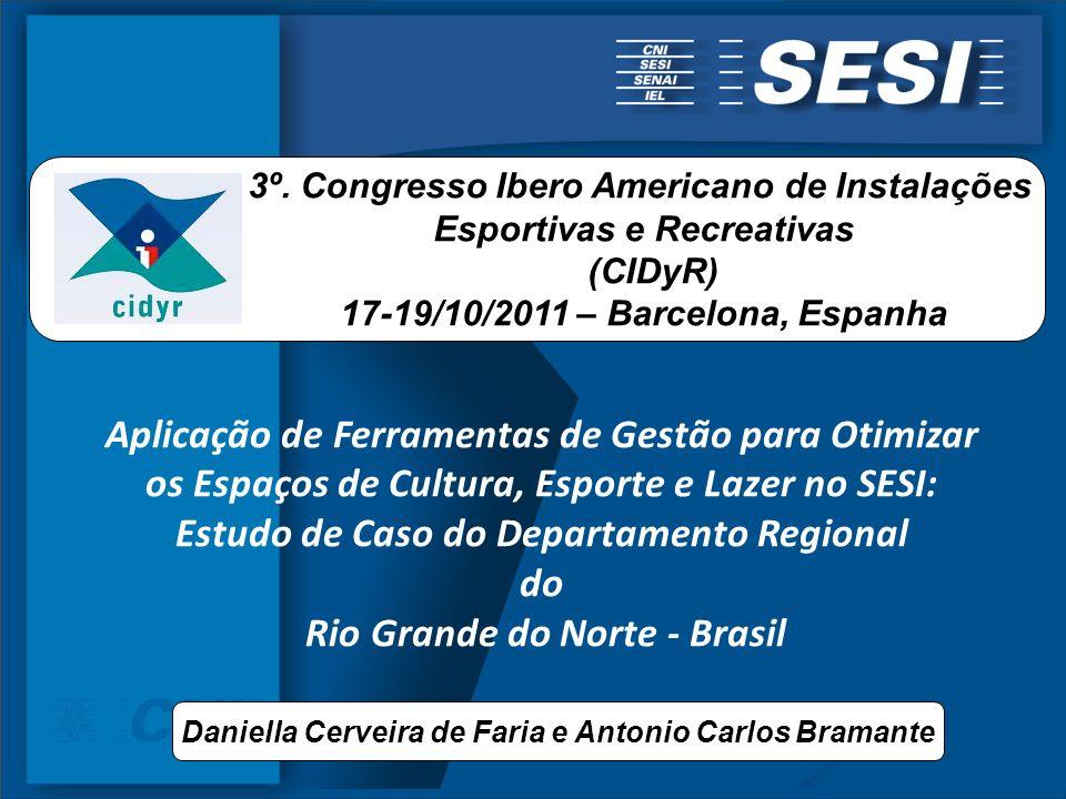 3º. Congresso Ibero Americano de Instalações