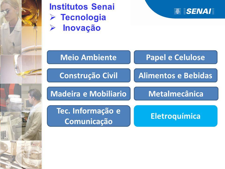 Tec. Informação e Comunicação