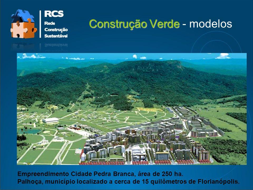 Construção Verde - modelos