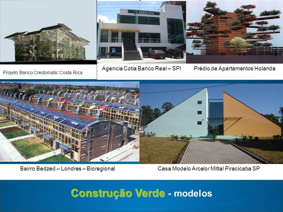 Construção Verde componentes do caderno de encargos