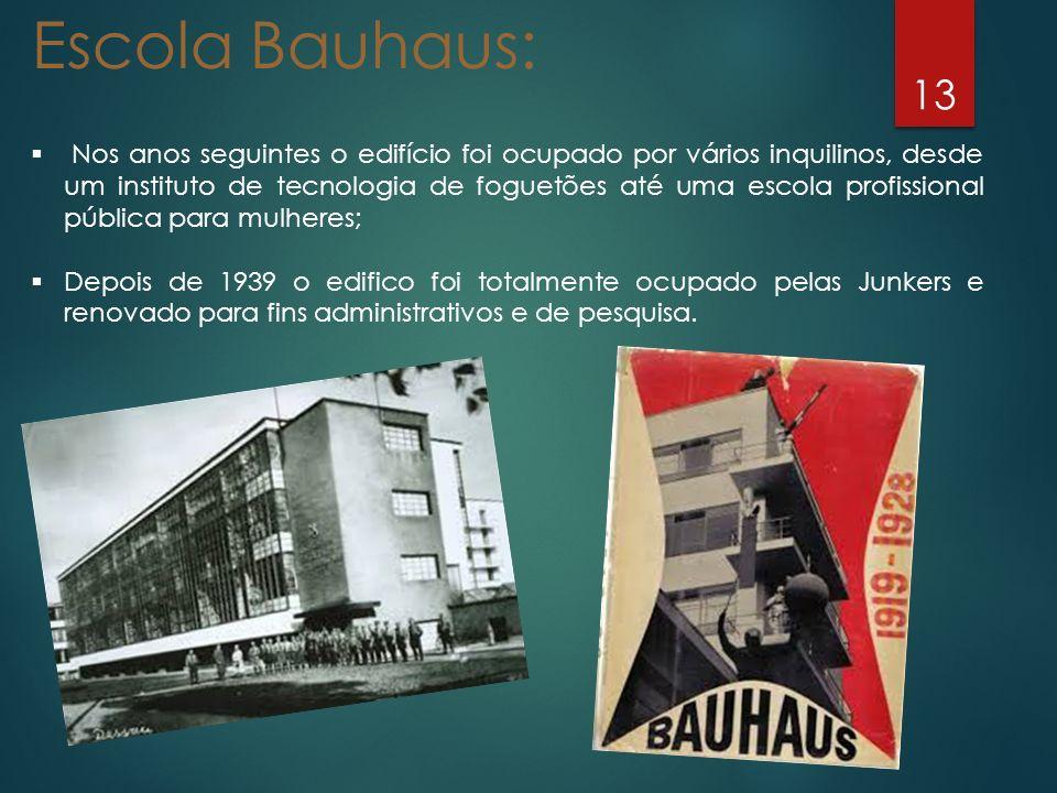 Escola Bauhaus: