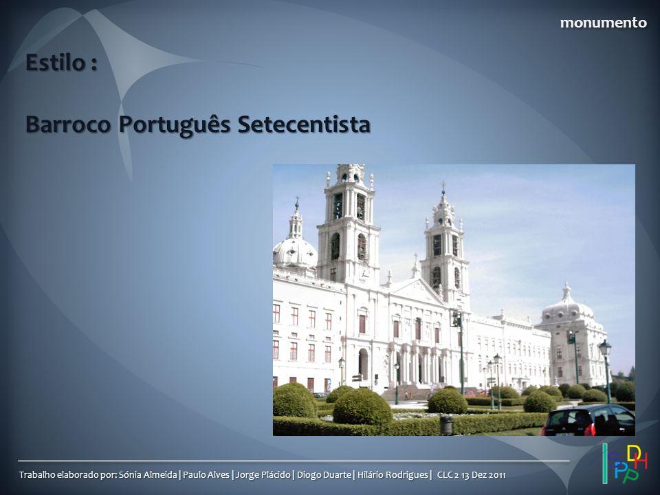 Barroco Português Setecentista