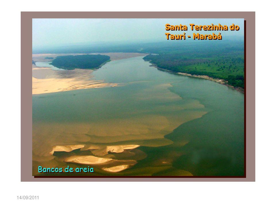 Santa Terezinha do Taurí - Marabá
