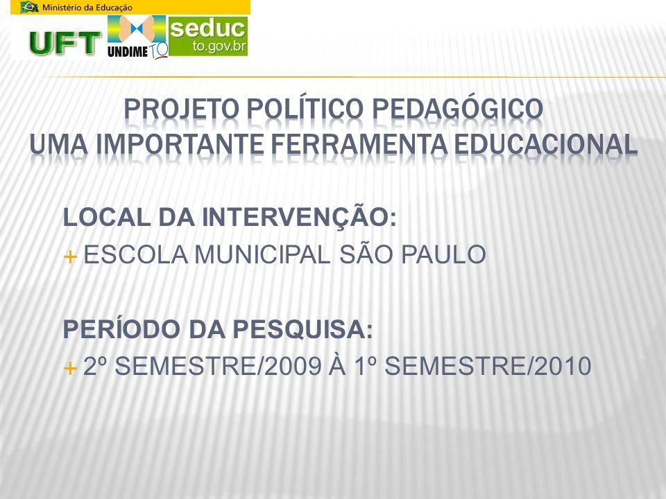 Projeto político pedagógico uma importante ferramenta educacional