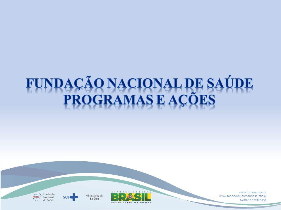 FUNDAÇÃO NACIONAL DE SAÚDE