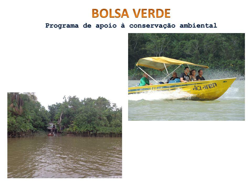 BOLSA VERDE Programa de apoio à conservação ambiental
