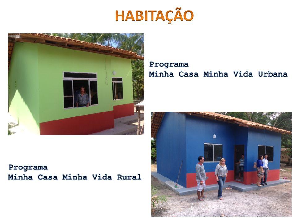 HABITAÇÃO Programa Minha Casa Minha Vida Urbana Programa