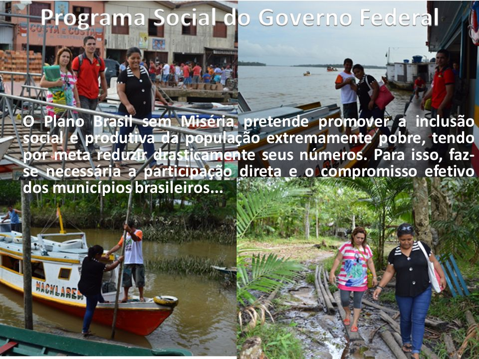 Programa Social do Governo Federal