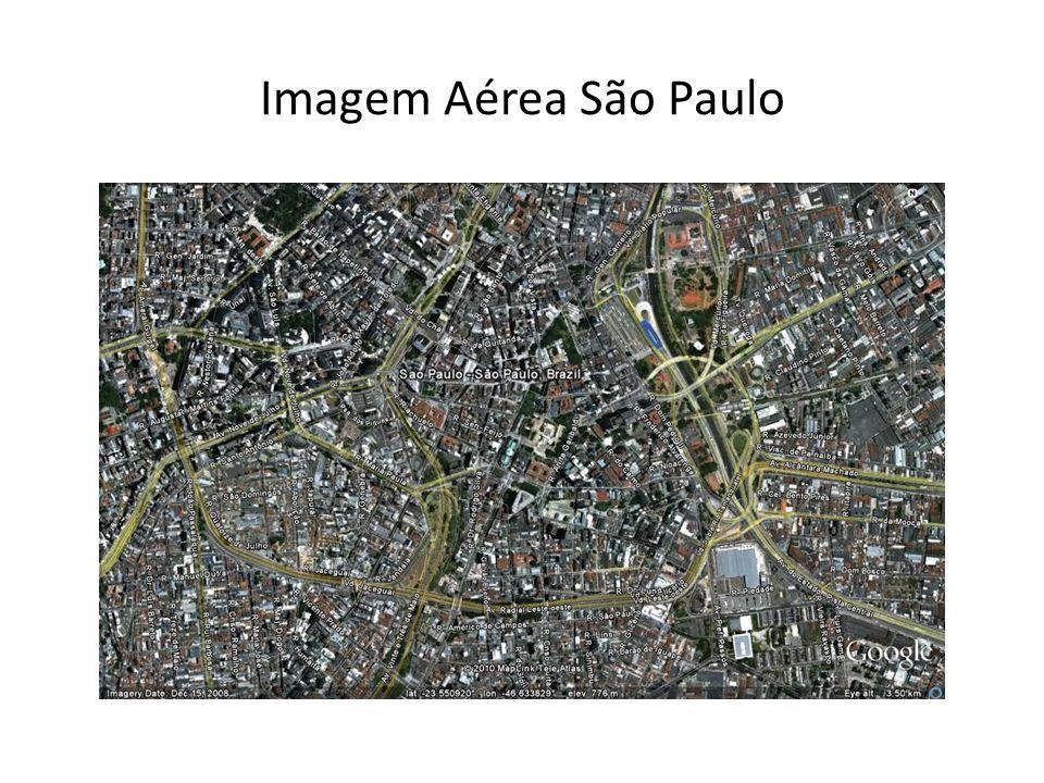 Imagem Aérea São Paulo