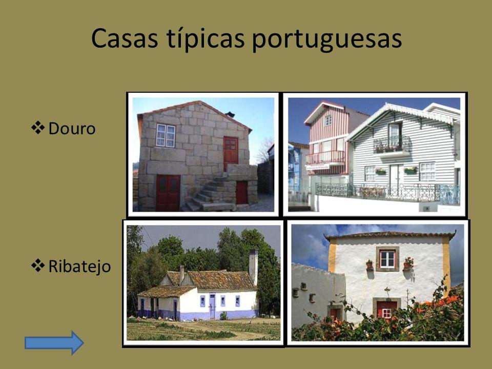 Casas típicas portuguesas
