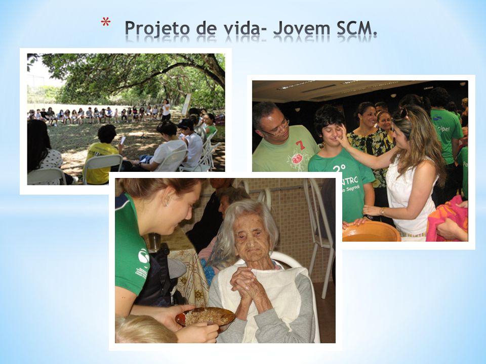 Projeto de vida- Jovem SCM.