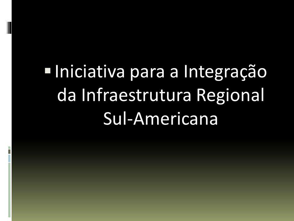 Iniciativa para a Integração da Infraestrutura Regional Sul-Americana