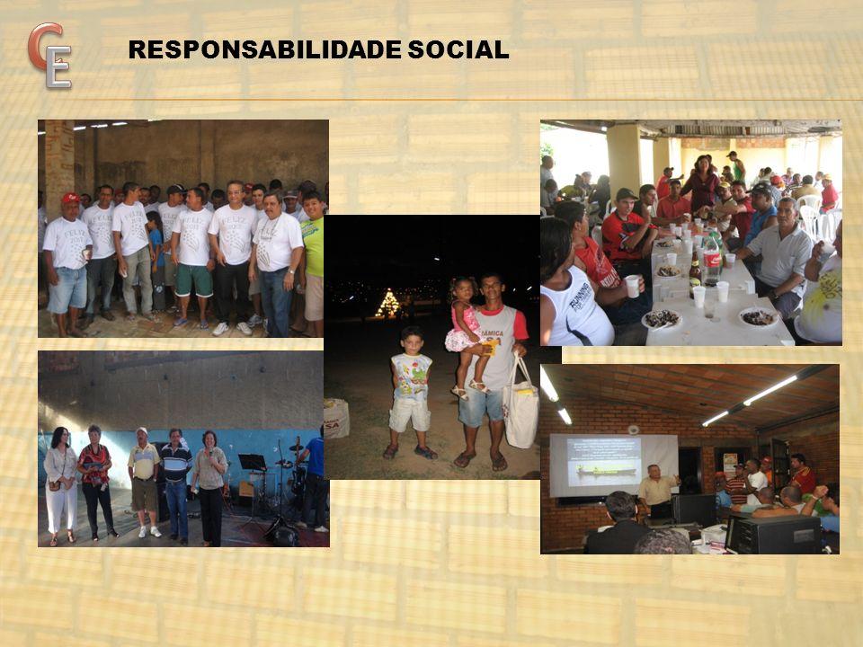 C E RESPONSABILIDADE SOCIAL