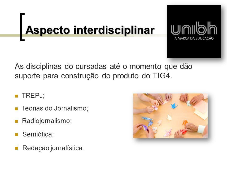 Aspecto interdisciplinar