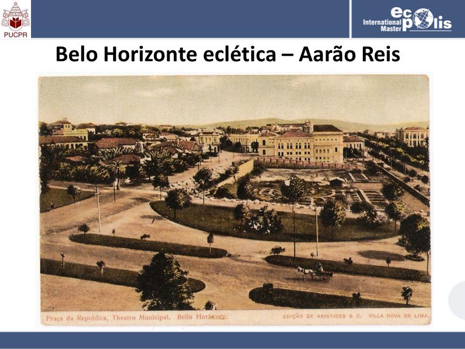 Belo Horizonte eclética – Aarão Reis