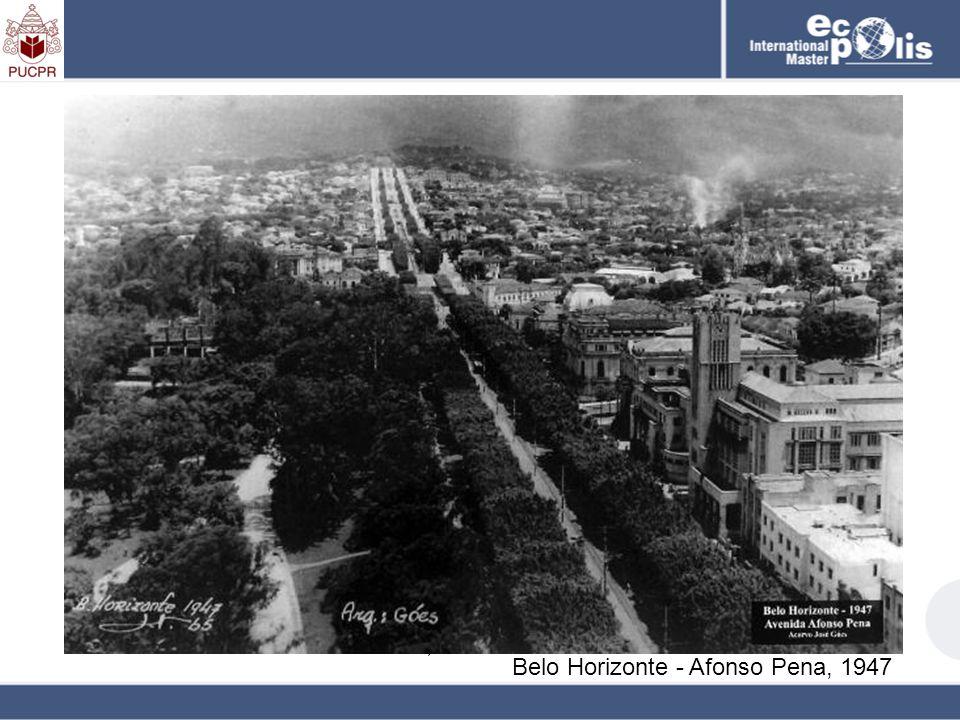 Belo Horizonte - Afonso Pena, 1930