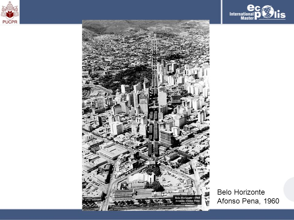 Belo Horizonte Afonso Pena, 1960