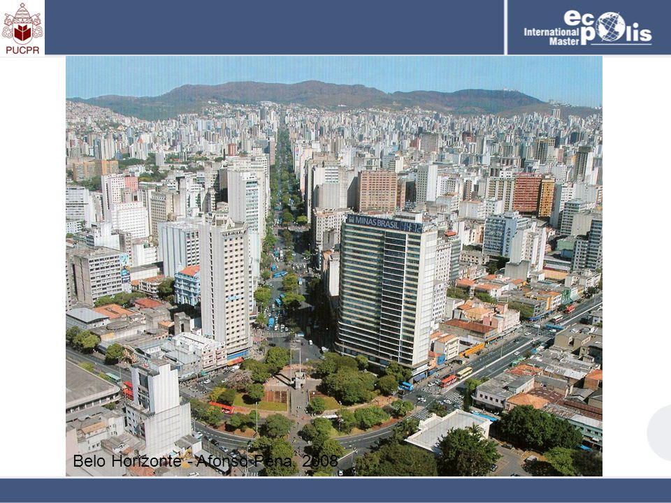 Belo Horizonte - Afonso Pena, 2008