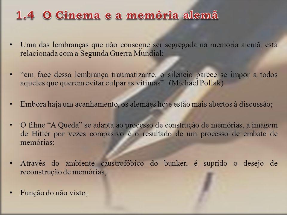 1.4 O Cinema e a memória alemã
