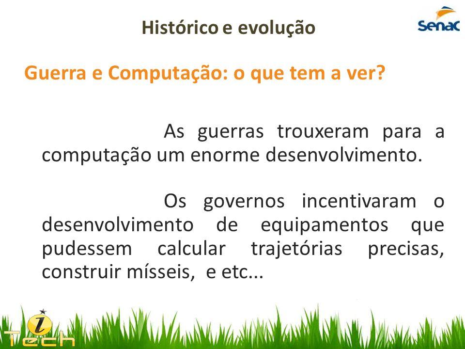 Histórico e evolução
