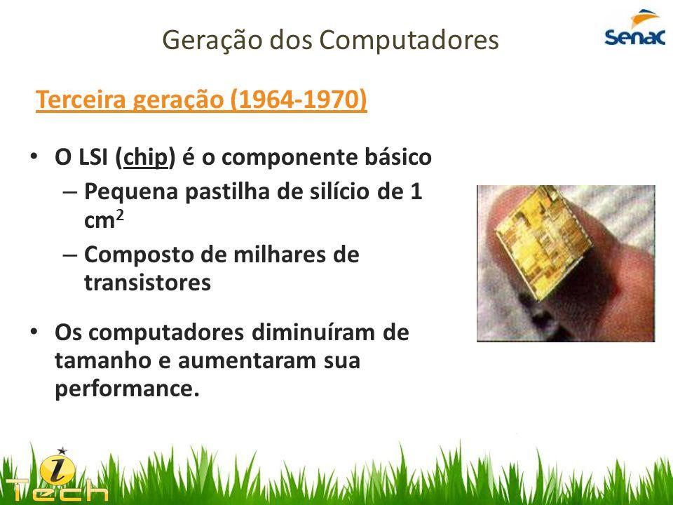 Geração dos Computadores