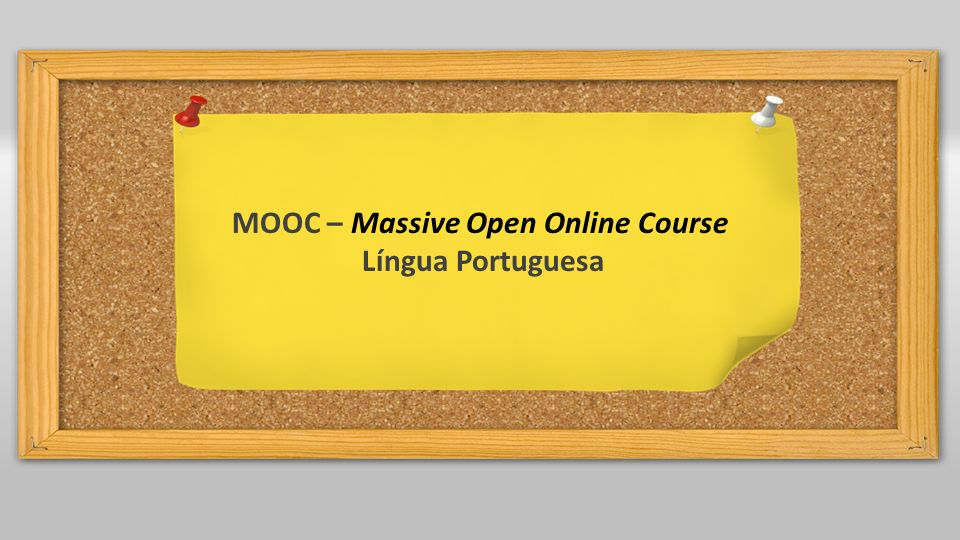 MOOC – Massive Open Online Course