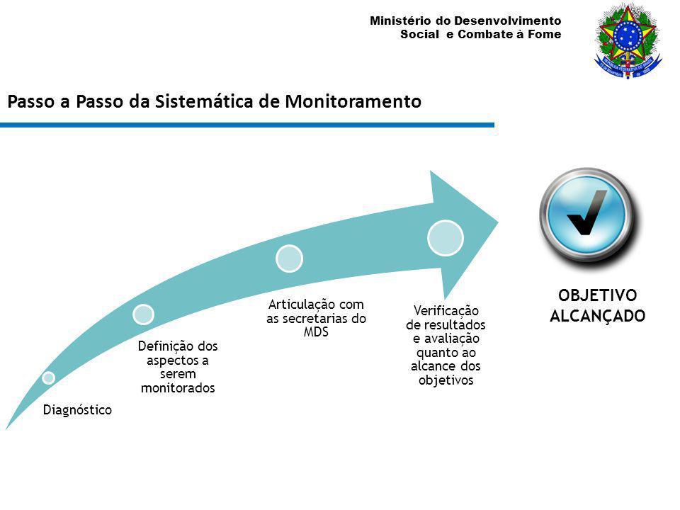 Passo a Passo da Sistemática de Monitoramento