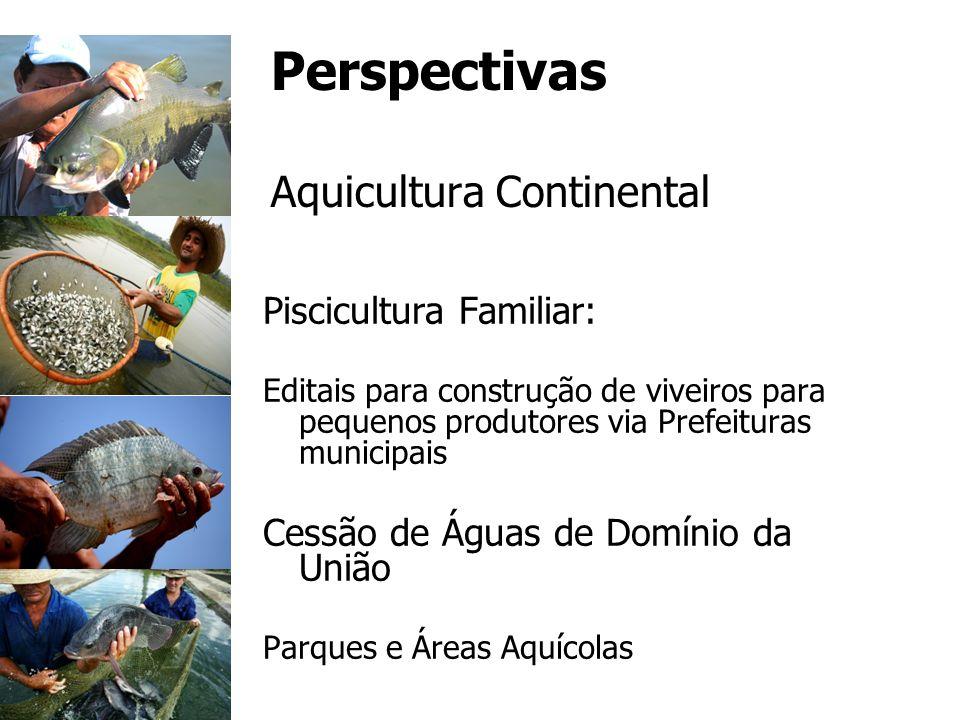 Perspectivas Aquicultura Continental
