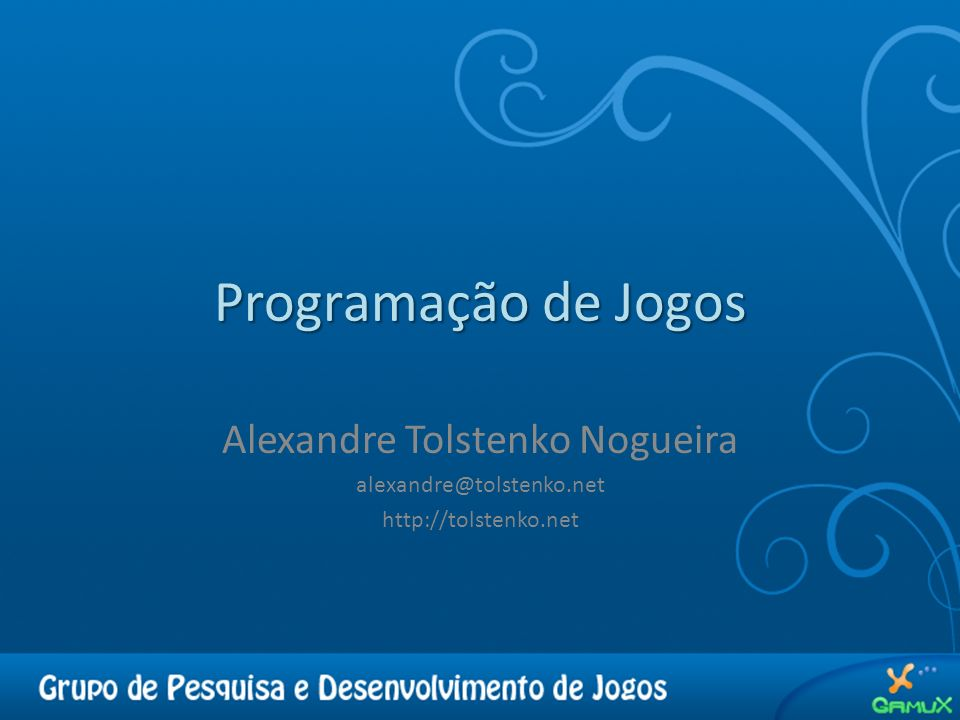 Alexandre Tolstenko Nogueira