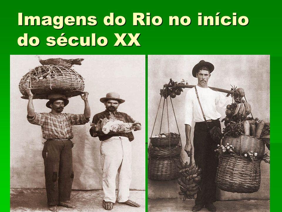 Imagens do Rio no início do século XX