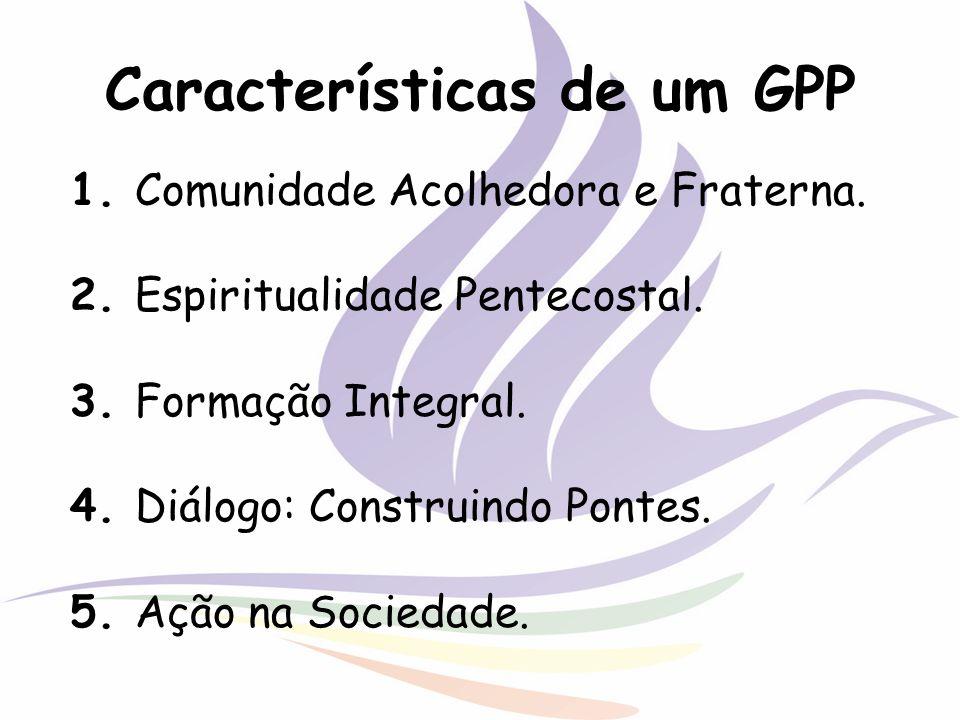 Características de um GPP