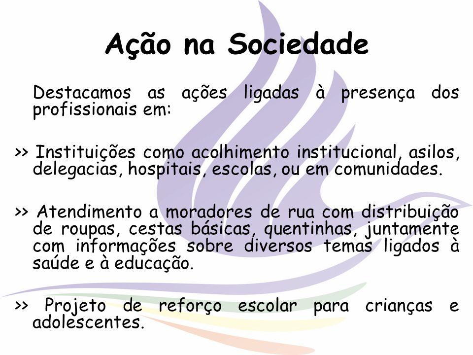 Ação na Sociedade