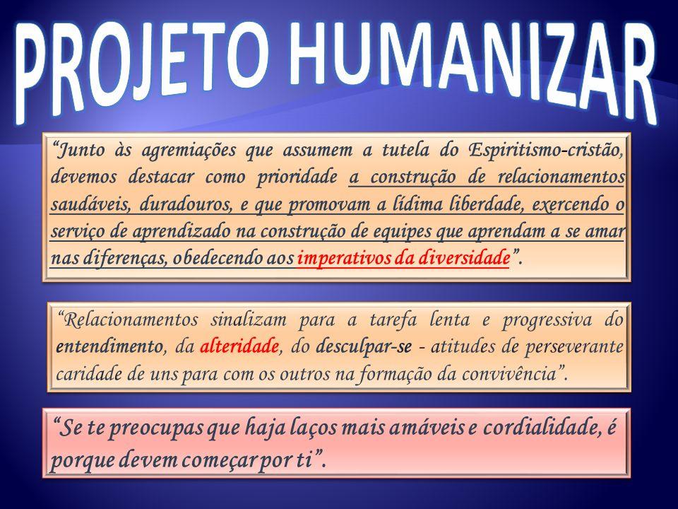 PROJETO HUMANIZAR