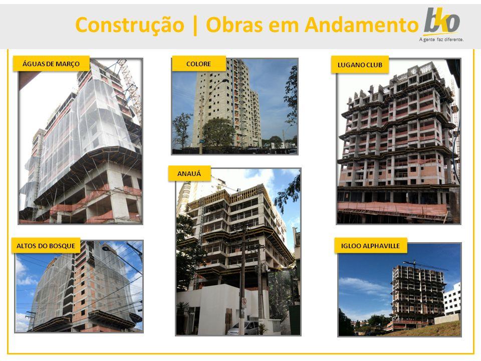 Construção | Obras em Andamento