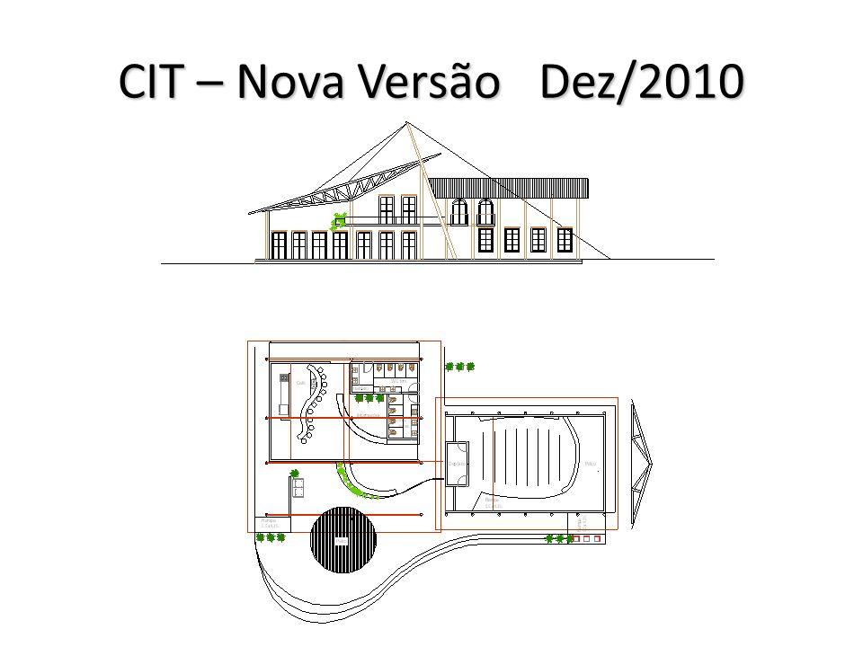 CIT – Nova Versão Dez/2010