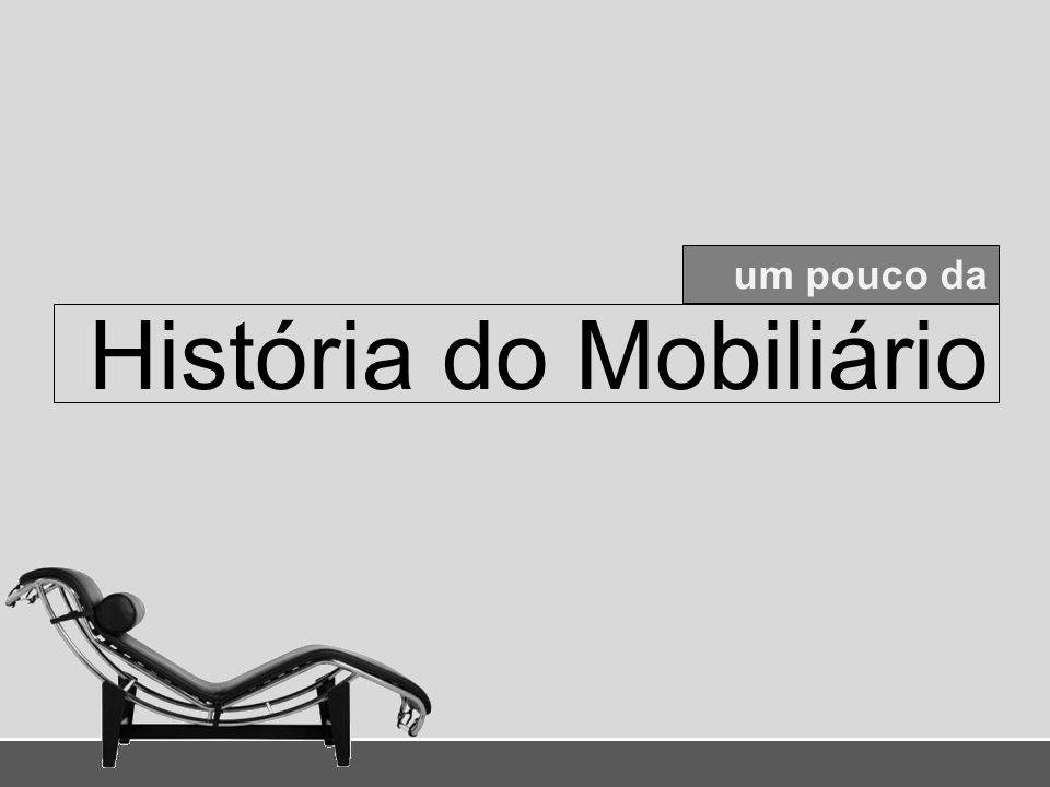 História do Mobiliário