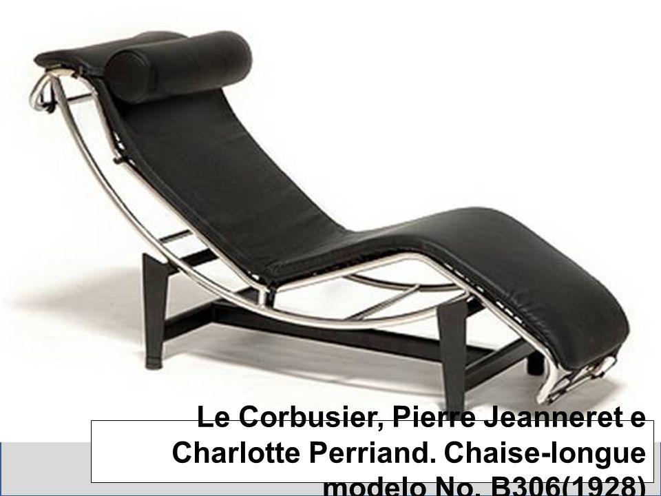 Le Corbusier, Pierre Jeanneret e Charlotte Perriand