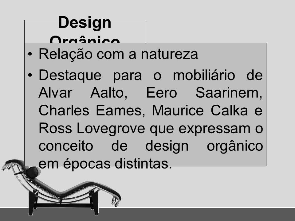 Design Orgânico Relação com a natureza