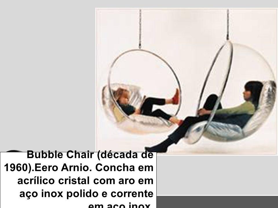 Bubble Chair (década de 1960). Eero Arnio
