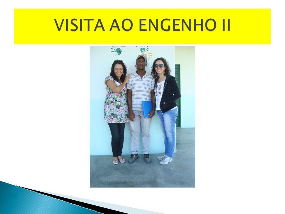 VISITA AO ENGENHO II